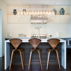 Contemporary Kitchen by Marla Schrank Interiors
