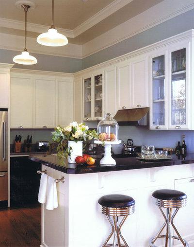 Фьюжн Кухня by Kendall Wilkinson Design