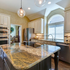 Traditional Kitchen by Elite Remodeling