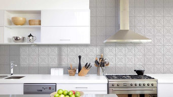 Pressed Metal Look Tiles