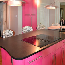 Eclectic Kitchen by Patricia L. Caulfield, LLC