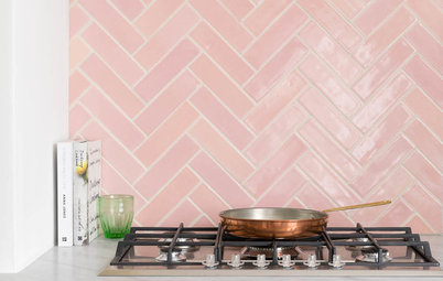 Cooking Up Color: 9 Kitchens That Serve the Perfect Shade of Pink