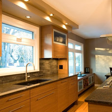 Contemporary Kitchen by Penny Lane Cabinetry & Design