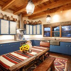 Southwestern Kitchen Prewitt