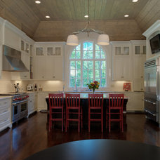 Traditional Kitchen by Tillman Long Interiors