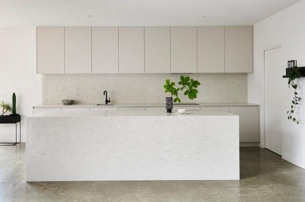 Contemporary Kitchen by Charles Maccora Design
