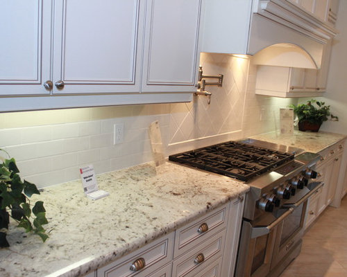 White galaxy granite ideas pictures remodel and decor for White kitchen cabinets with black galaxy granite