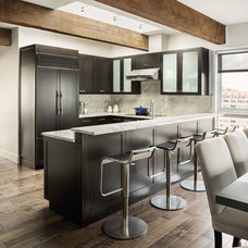 Contemporary Kitchen by JS Interiors LLC