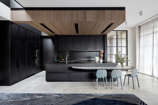 Modern Kitchen by Christopher Elliott Design