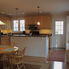 traditional kitchen by Joseph B Lanza Design + Building