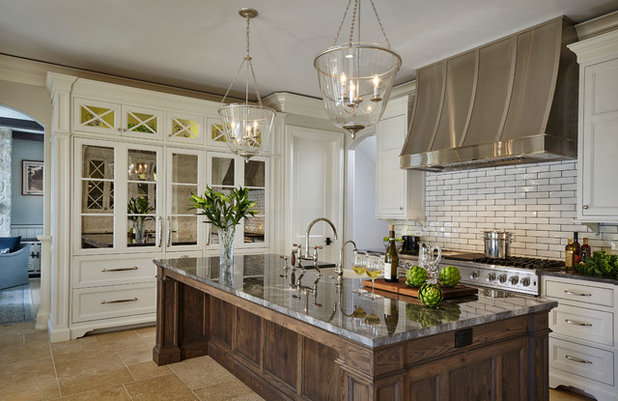 Traditional Kitchen by Knapp Kitchens, Inc.