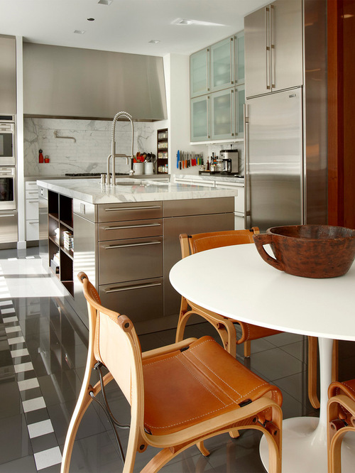 L Shape Kitchen Houzz