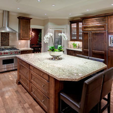 contemporary kitchen by John Bentley