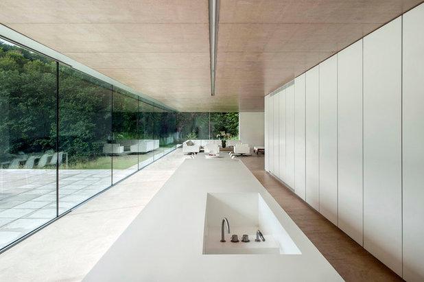Modern Kitchen by Found Associates
