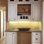 Rivercity Rustic Kitchen Calgary By A Collaborative Design Group