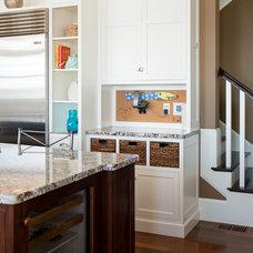 Beach Style Kitchen by Kitchen & Bath Details