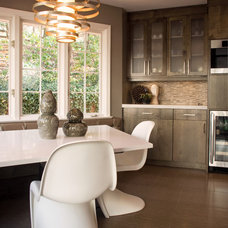 Contemporary Kitchen by Third Shift Photography