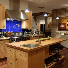 Contemporary Kitchen by Randel Jacob Design Group,PLLC