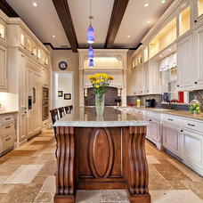 Contemporary Kitchen by Architectural Surfaces & Design