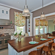 Traditional Kitchen by Big Sky Design