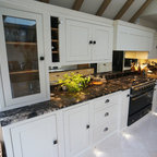 Victorian Terrace Contemporary Kitchen London By