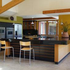 Contemporary Kitchen by Cayton Design Studio