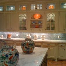 Traditional Kitchen by Davis Interiors