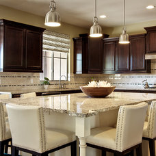 Contemporary Kitchen by J & J Design Group, LLC.