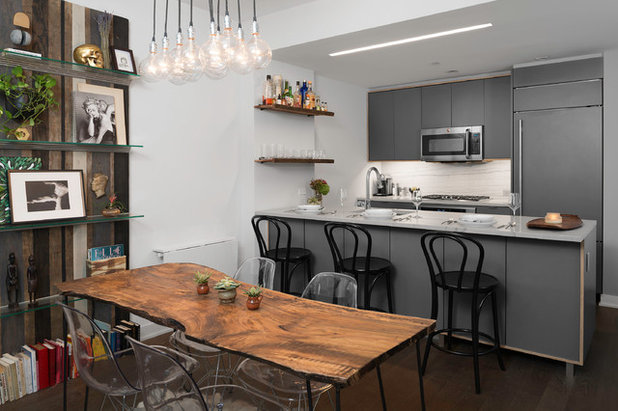 Contemporary Kitchen by Carlos Andres Duenas