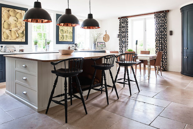 Eclectic Kitchen by Artisans of Devizes