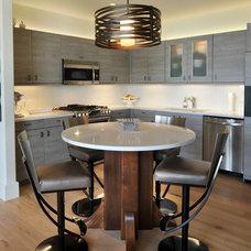 Contemporary Kitchen by Amelie de Gaulle Interiors