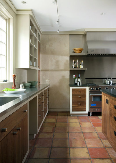 Kitchen of the Week: Simply Refined in Massachusetts