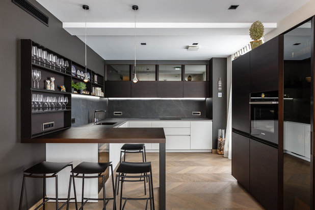 Contemporary Kitchen by ART Agency