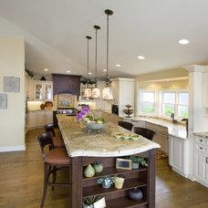 Tropical Kitchen by Don Stevenson Design
