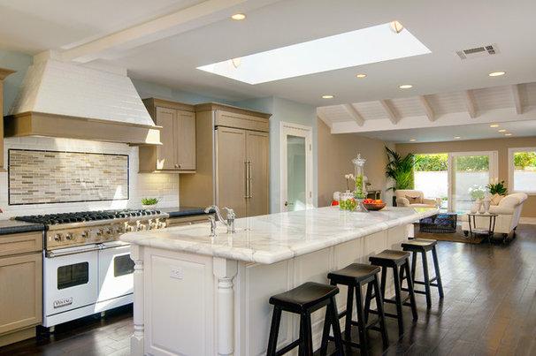 Traditional Kitchen by Serendipite Designs
