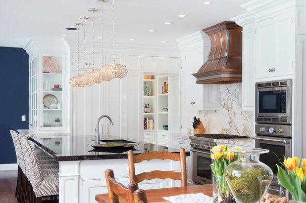 Contemporary Kitchen by Texas Lightsmith