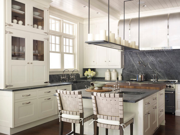 White Soapstone Countertops : Top backsplashes to pair with soapstone countertops