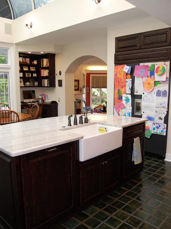 Kitchen Island Sink island sink | houzz