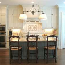 Traditional Kitchen by Pulliam Morris Interiors