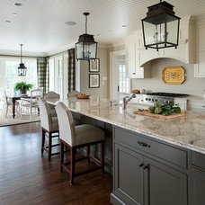 Traditional Kitchen by McIntyre Capron & Associates,