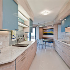 Contemporary Kitchen by BUILD