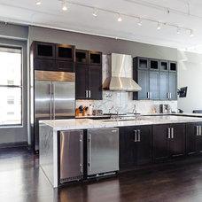 Modern Kitchen by Stone City - Kitchen & Bath Design Center