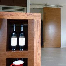 Contemporary Kitchen by Sukava Associates Interior Design