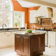 Traditional Kitchen by Lucia Lighting & Design