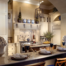Traditional Kitchen by Pacifica Interior Design