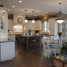 Traditional Kitchen by Signature Innovations LLC