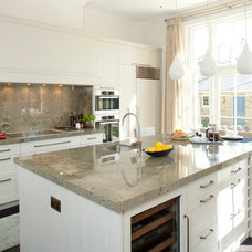 Contemporary Kitchen by Greenleaf Lighting Ltd