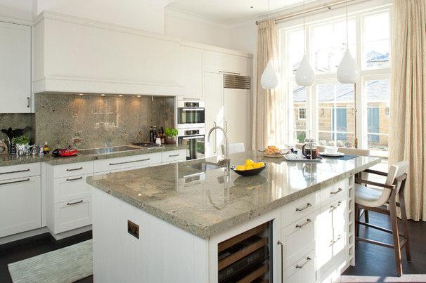 Contemporary Kitchen by Greenleaf Lighting Ltd