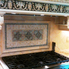 Traditional Kitchen by The Last Layer, Inc,