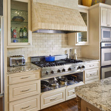 Traditional Kitchen by Euro Design/Build/Remodel